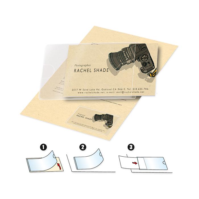 3L Business-cards pockets Business-Card-Pocket