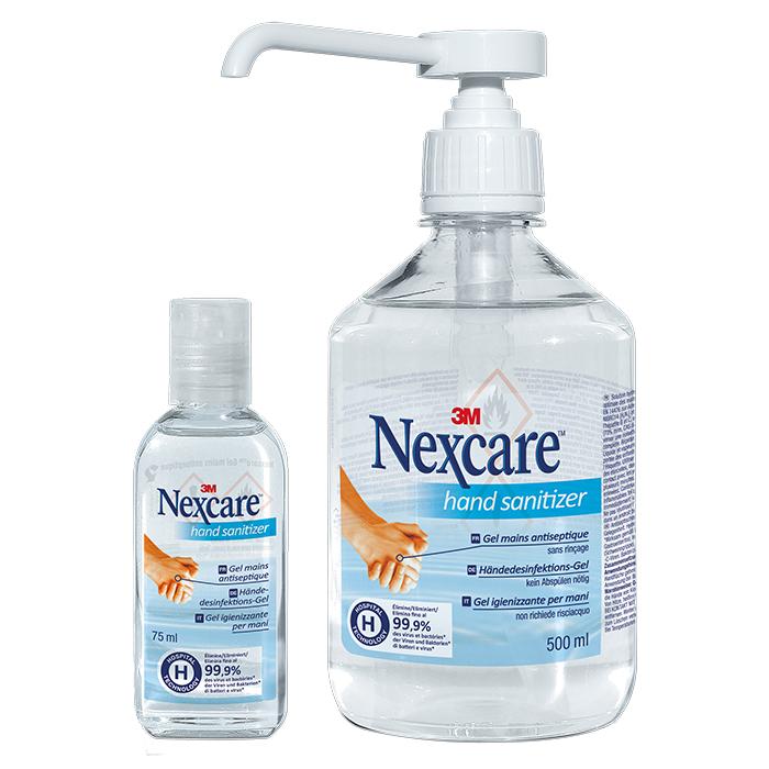 3M Nexcare Gel disinfettante