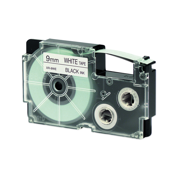 Casio Tapes for labeling systems