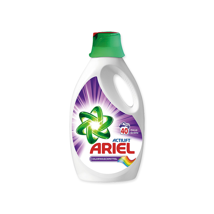 Color detergent