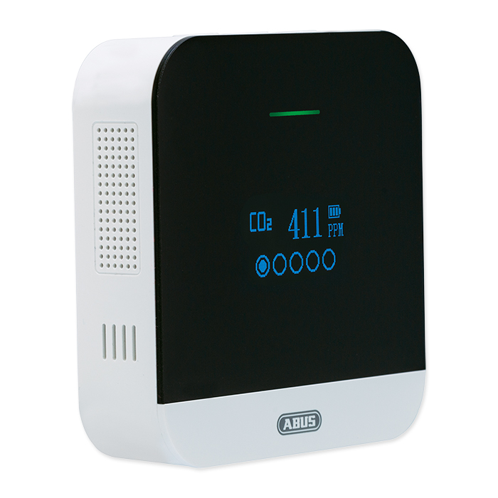 ABUS CO2 meter (carbon dioxide) AirSecure