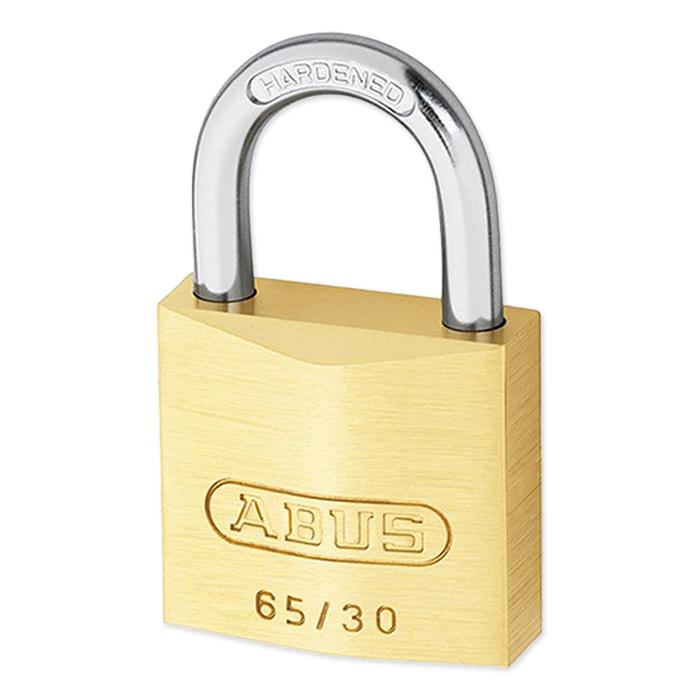 Abus brass lock 65/30
