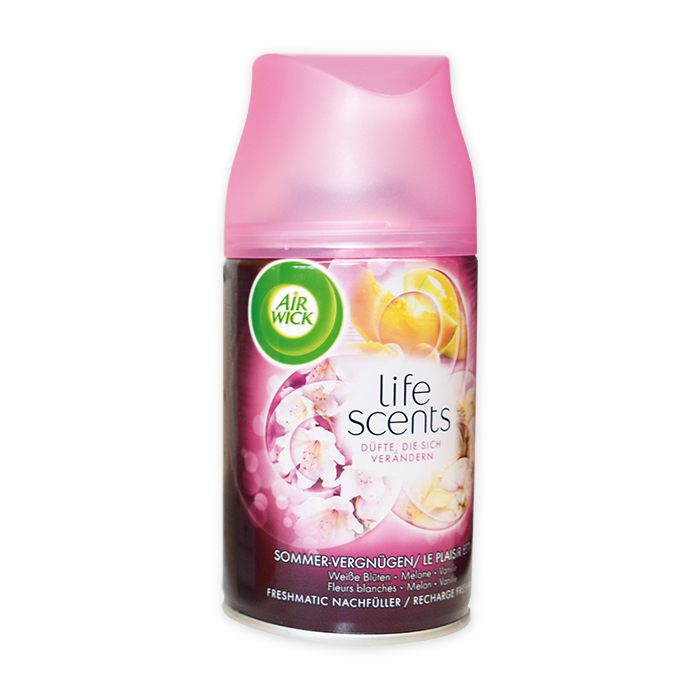AirWick Duftzerstäuber Refill Refill Sommervergnügen, 250 ml