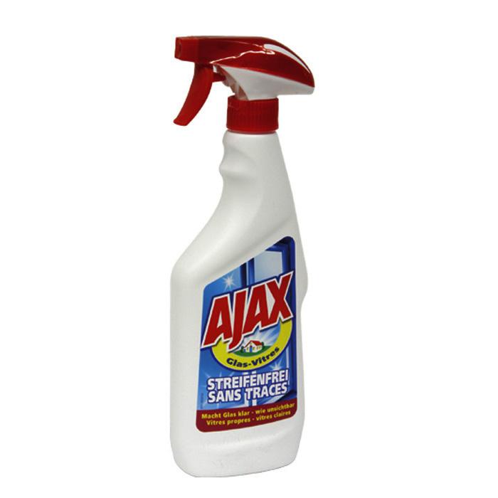 Ajax Nettoyant pour vitres ne laisse pas de traces