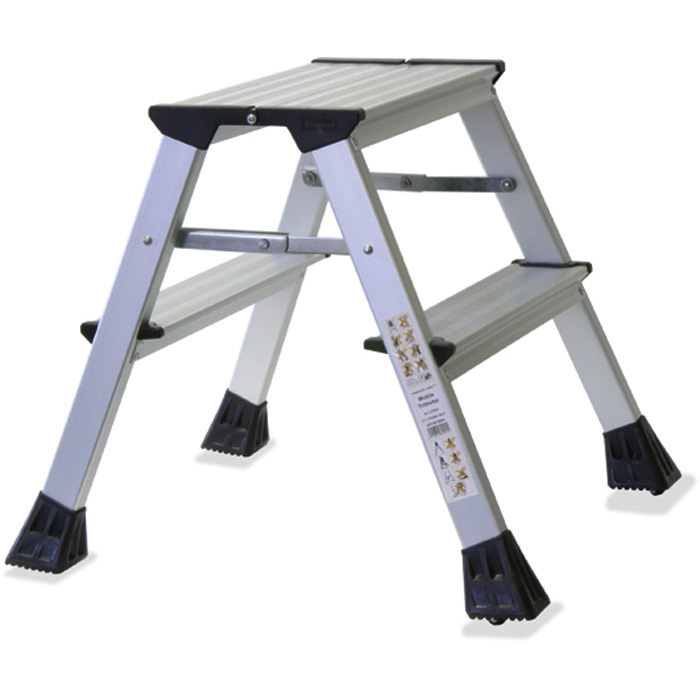 Alco Safety stepladder