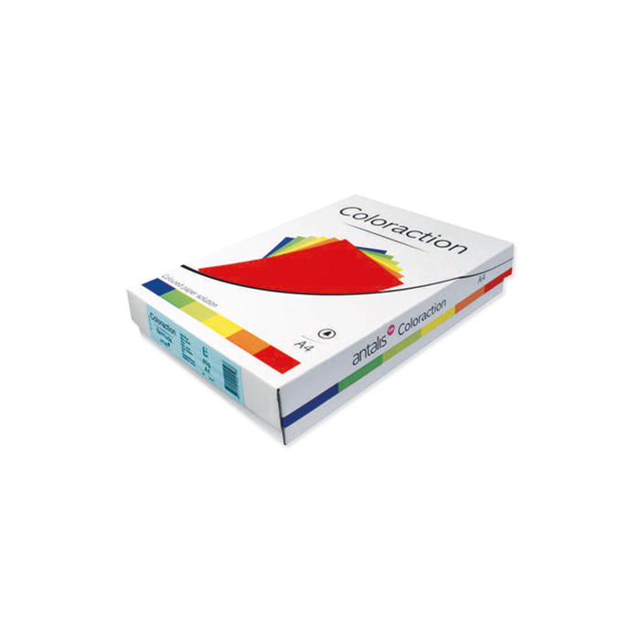 Antalis Kopierpapier Coloraction A4, 230 g/m²