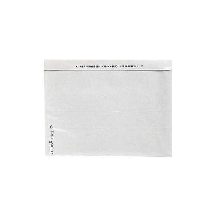 Antalis Packing list envelopes Dokuline