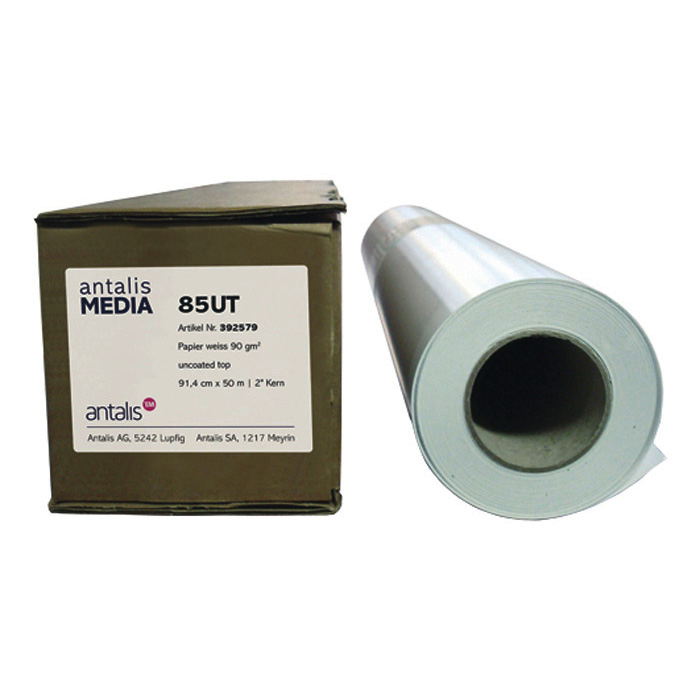 Antalis Plotterpapier Media 85UT