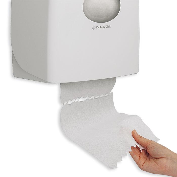 Aquarius Slimroll Rotolo distributore di asciugamani