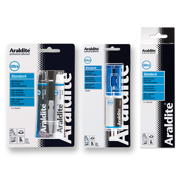Araldite Standard Two-component glue