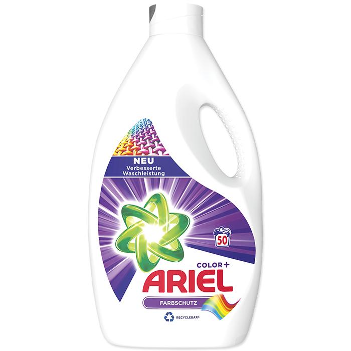 Ariel lessive liquide color