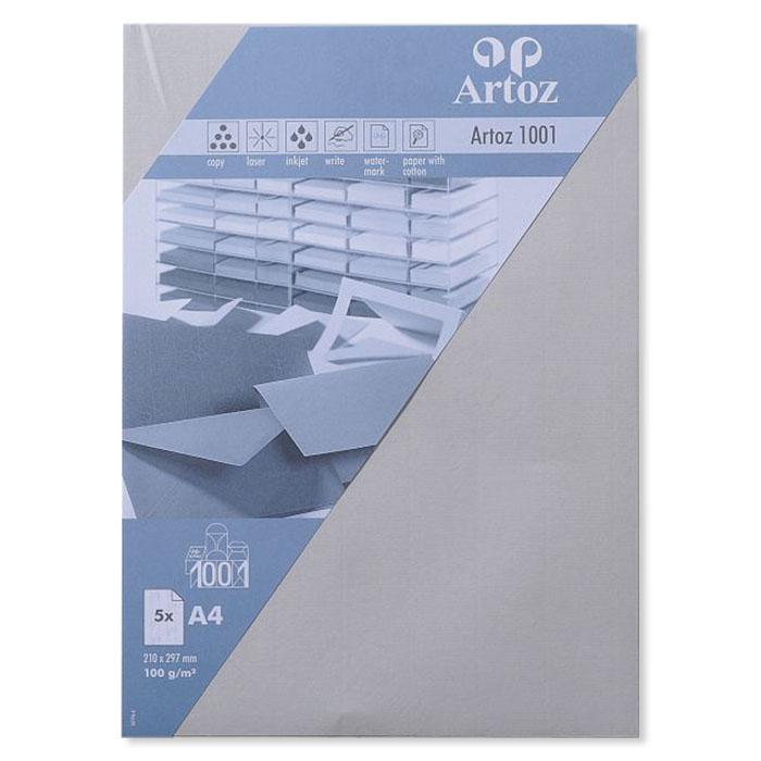 Artoz Briefbogen 1001 A4 lichtgrau