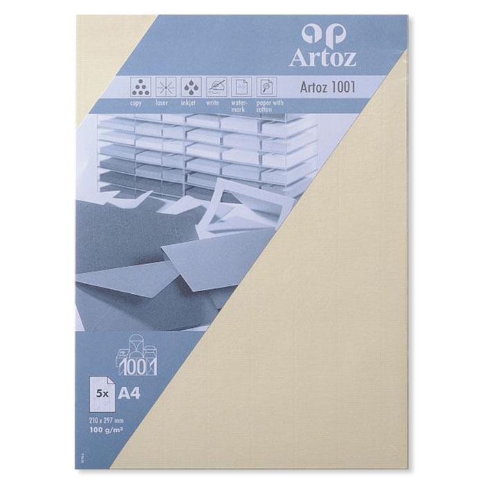 Artoz Briefbogen 1001 A4 chamois
