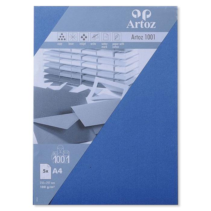 Artoz Briefbogen 1001 A4 royal blau