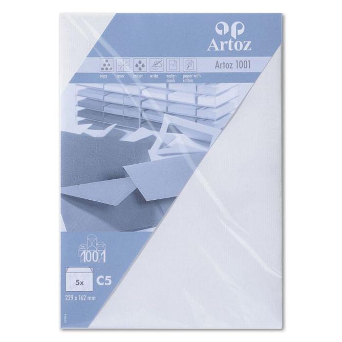 Artoz envelopes 1001   C5 white