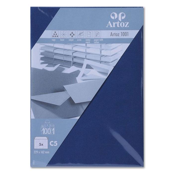 Artoz envelopes 1001   C5 classic blue