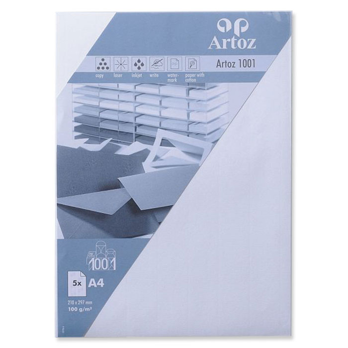 Artoz Writing paper 1001  A4 white