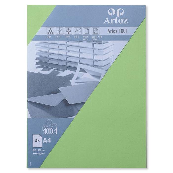 Artoz Writing paper 1001  A4 green