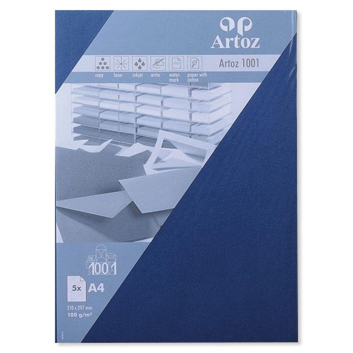 Artoz Writing paper 1001  A4 classic blue