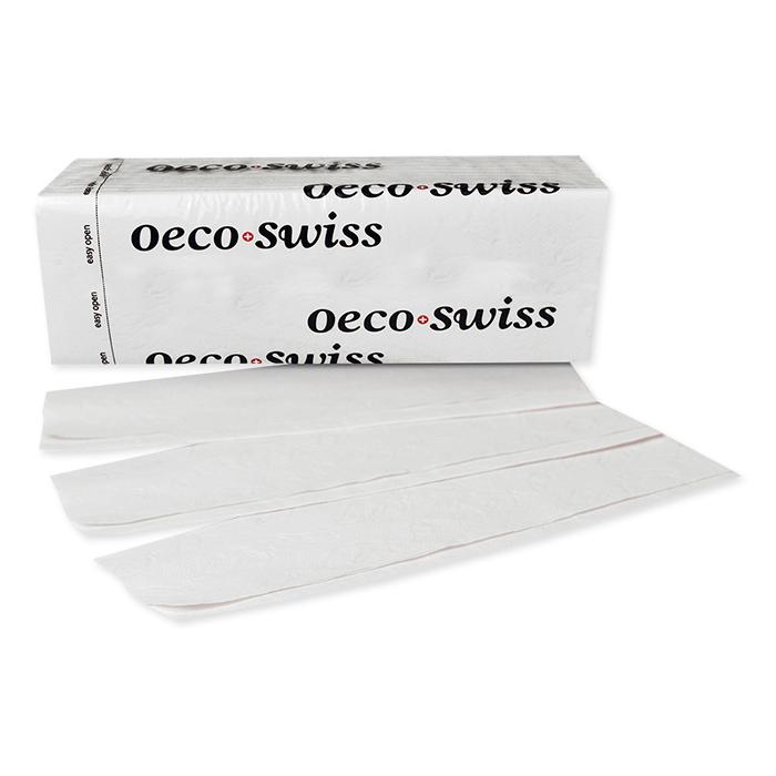 Asciugamani di carta piegati Oeco Swiss Plus