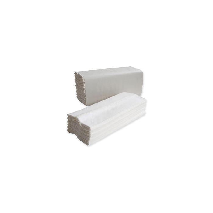 Asciugamano di carta con piegatura a C, 2 veli