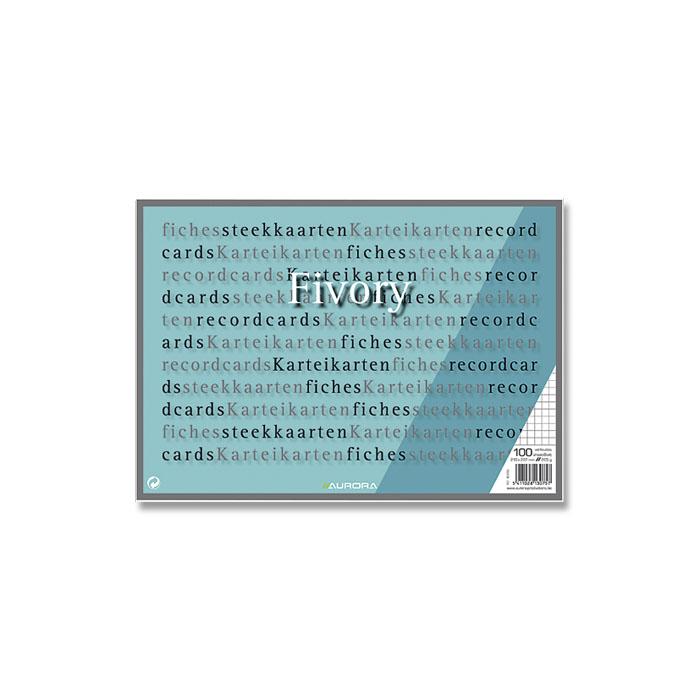 Aurora Index cards
