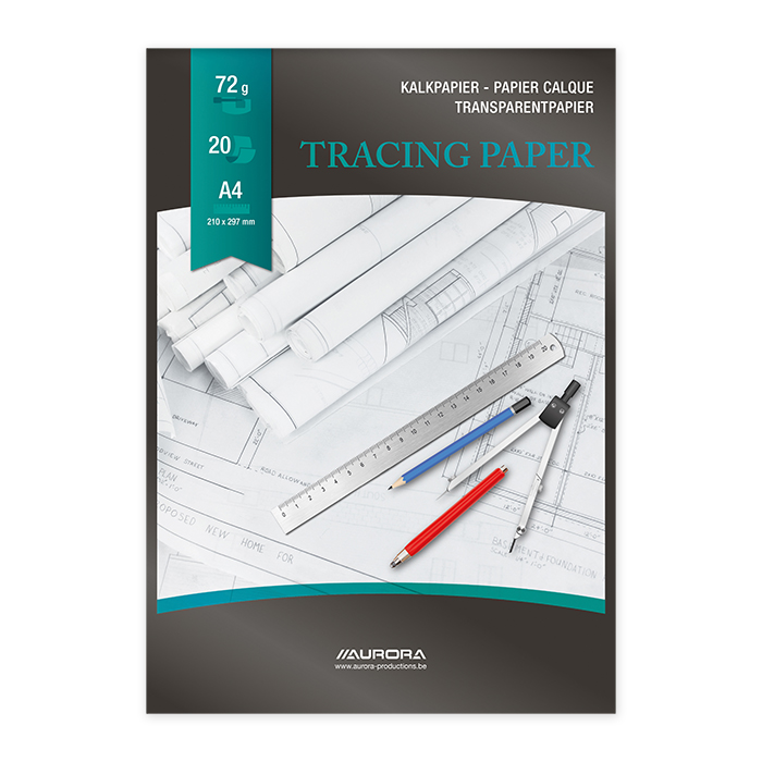 Aurora Transparent paper