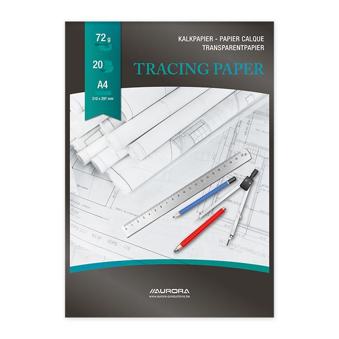 Aurora Transparentpapier