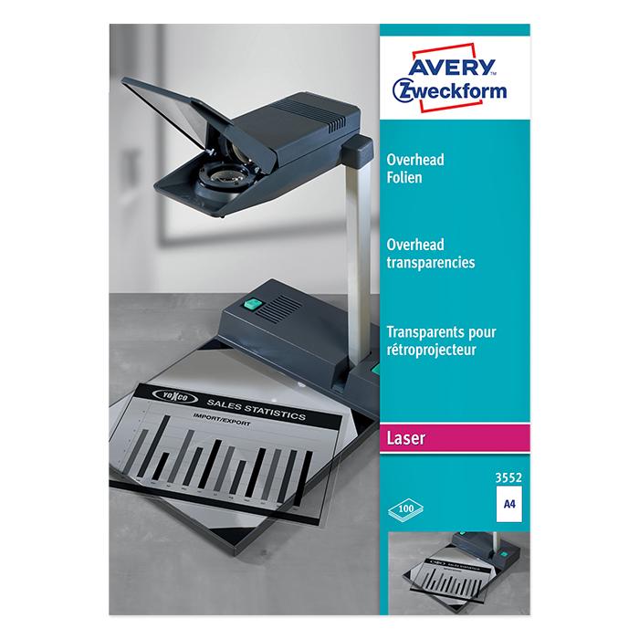 Avery Zweckform laser film