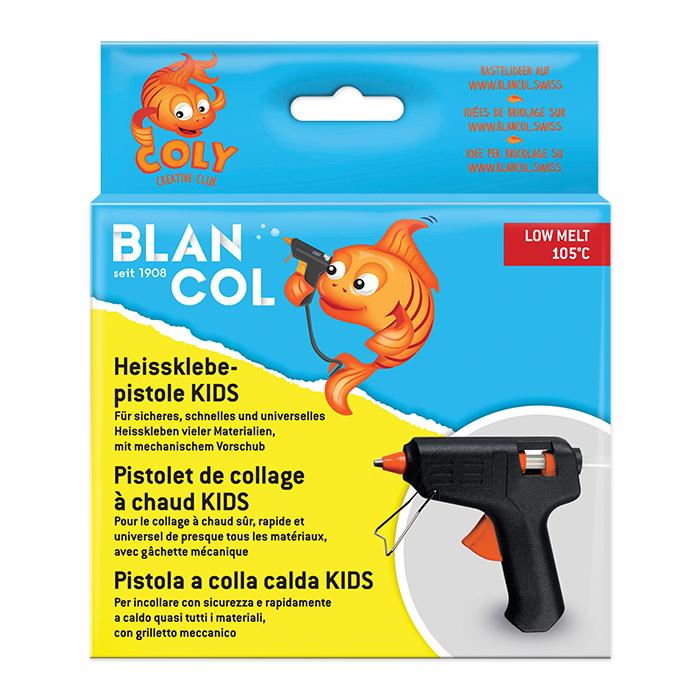 BLANCOL Hot-melt glue gun KIDS
