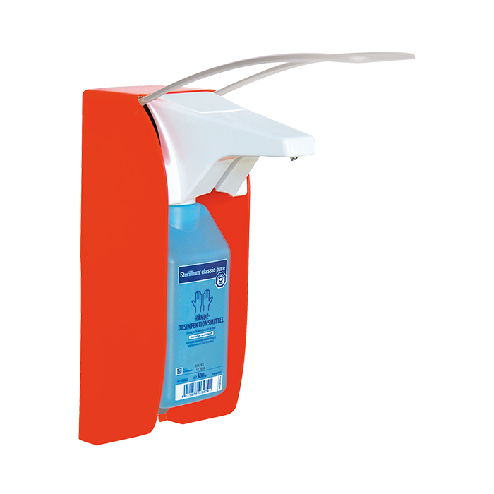 BODE Eurodispenser 1 plus signal colours red