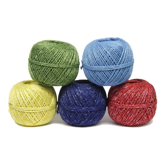 Bächi Cord Recycling-Schnur farbig