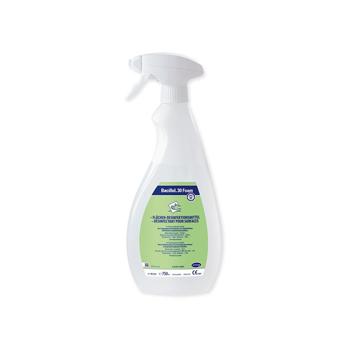 Bacillol 30 schiuma sistema di disinfezione