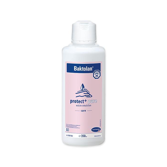 Baktolan protect + pure emulsion pour les mains