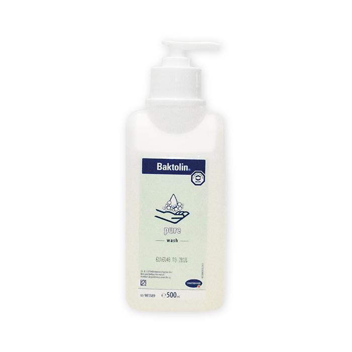Baktolin pure, sapone liquido