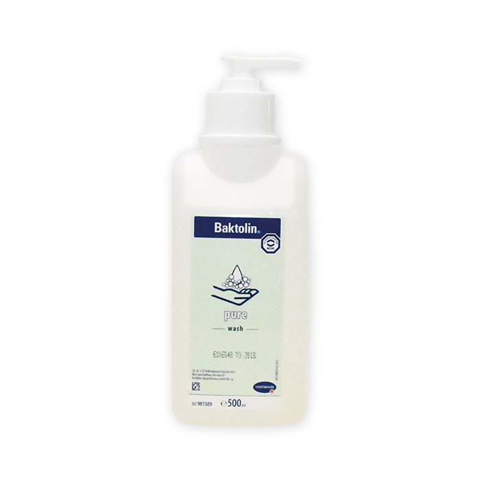 Baktolin pure washing lotions