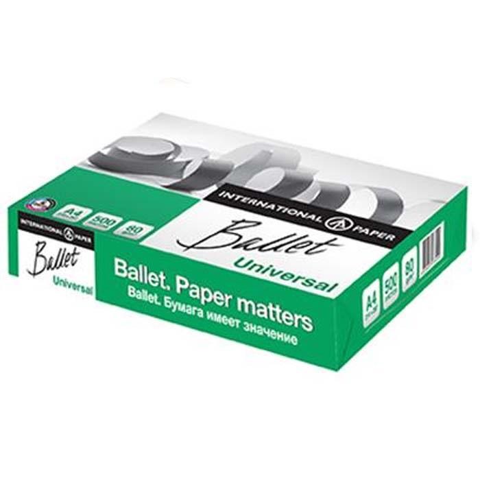 ballet kopierpapier universal fsc a4 80 g m 40 pack 2500 blatt online bestellen schoch. Black Bedroom Furniture Sets. Home Design Ideas