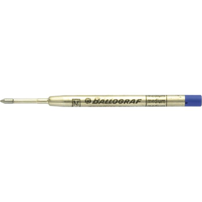 Ballograph Ballpoint pen cartridge Austenit medium, blue