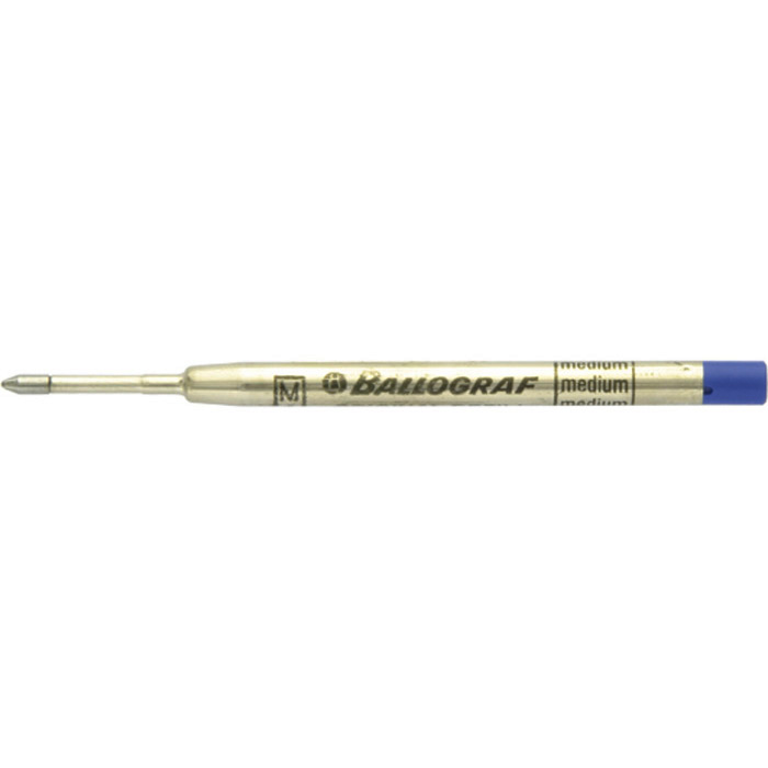 Ballograph Ballpoint pen cartridge Austenit medium, black