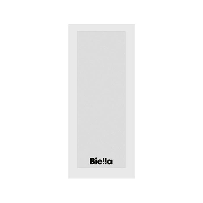 Biella Étiquette autocollante 60 x 143 mm