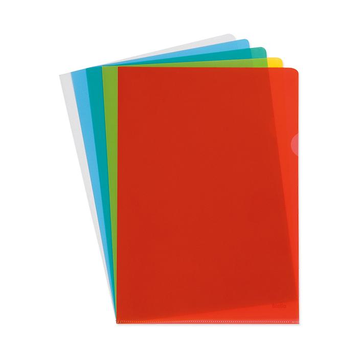 Biella Everyday embossed transparent folder