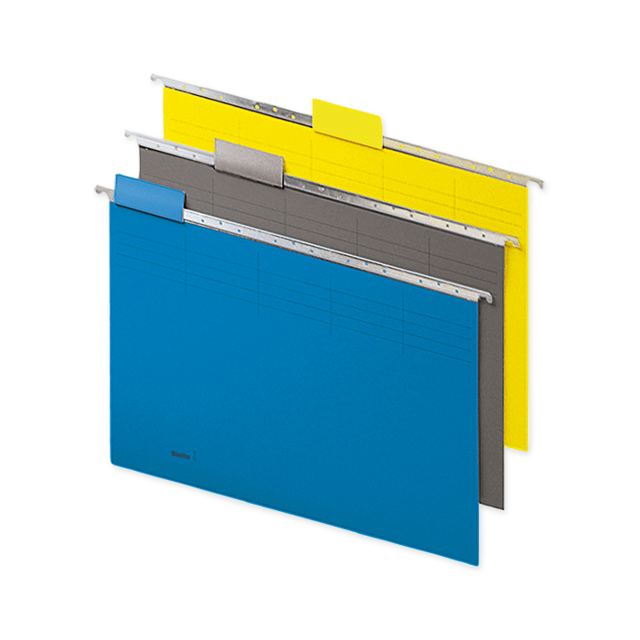 Biella Hanging file folder with register