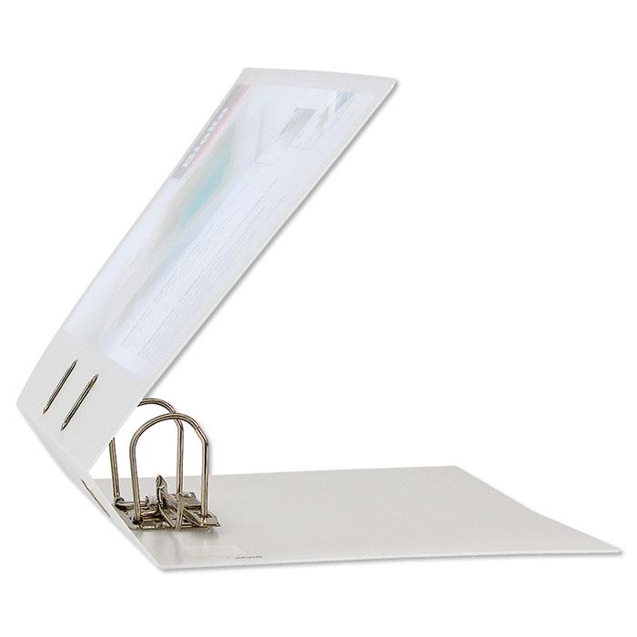 Biella Lever Arch File Clear Creative # 1