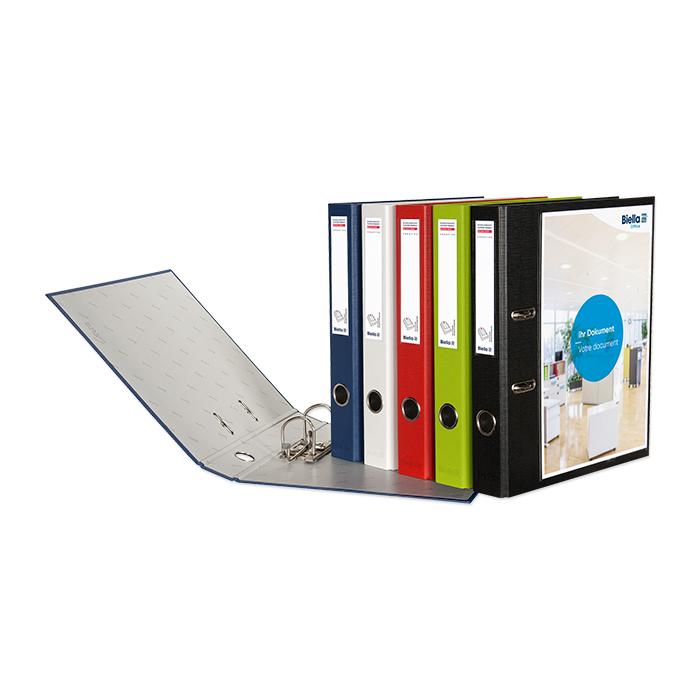 Biella Lever Arch File Creative