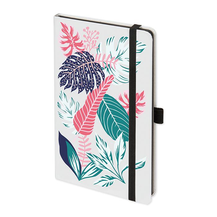 Biella Notebook White Trend