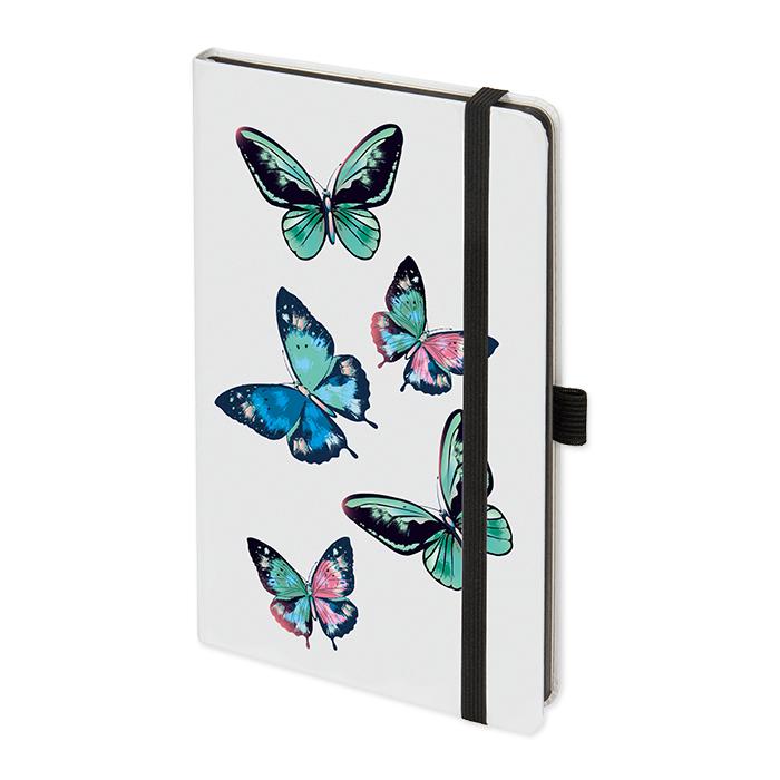 Biella Notizbuch Kompagnon WhiteTrend