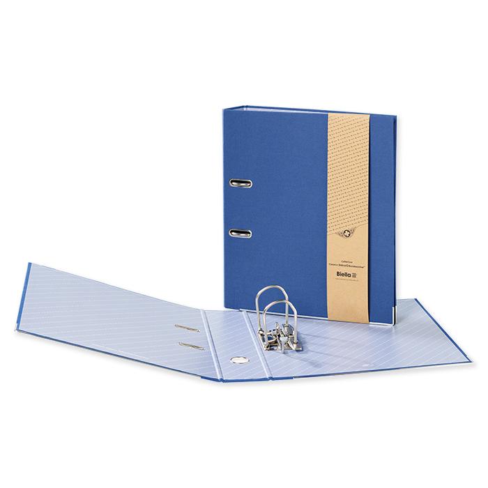Biella Lever Arch File Federal Space 7cm, dark blue