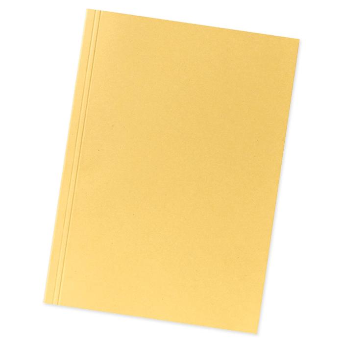 Falken card folder yellow