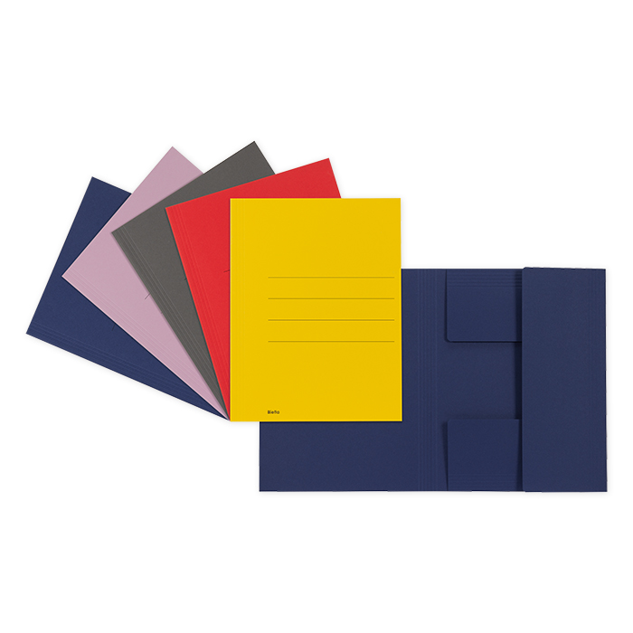 Biella folder Recycolor