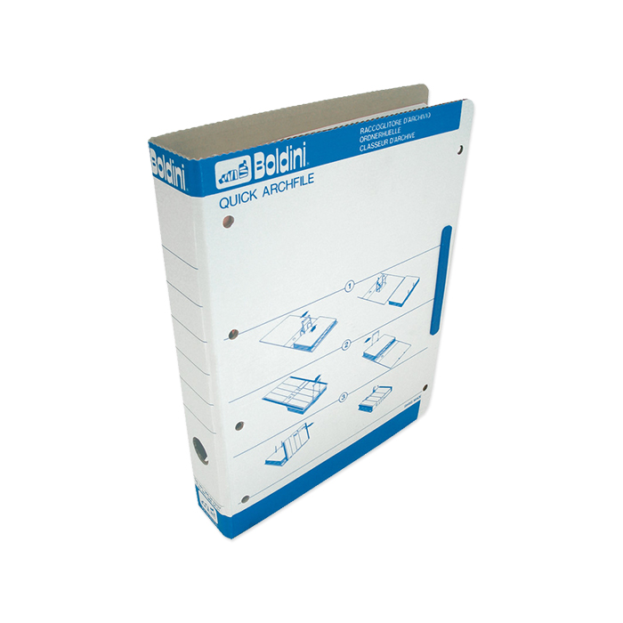 Boldini Folder Sleeve Quick Archfile